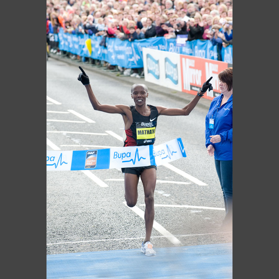 Great North Run Winner